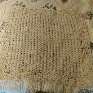 Other - Crochet baby afghan